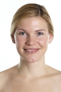 Permanent Make-up vorher