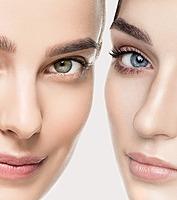 Augen Kosmetik Pflege